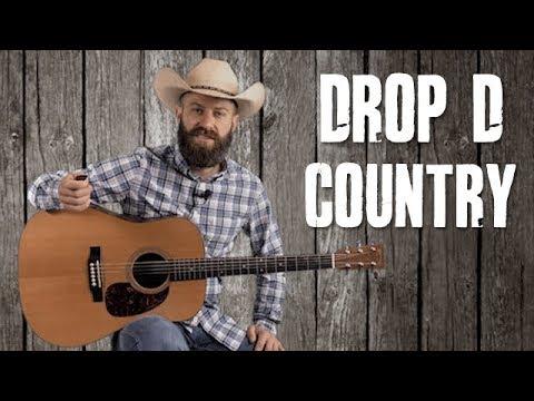 Drop D Country Guitar Riffs Guitar Lesson Youtube