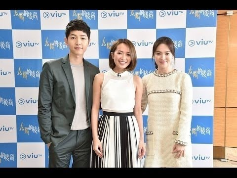 [ENGSUB] Song Joong Ki & Song Hye Kyo - Exclusive Interview on VIU TV ♥‿♥ ♥‿♥ So Cool