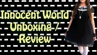 Innocent World Unboxing/Review!!