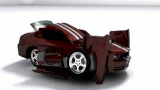 Transformers - Autobot transformation