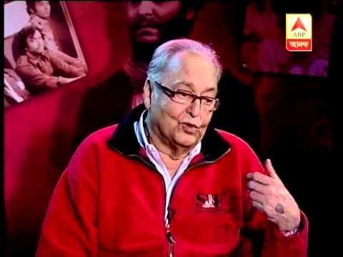 'Akapat Soumitra': Interview with actor Soumitra ...