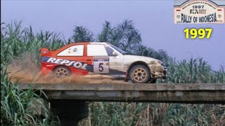 WRC Rally de Indonesia 1997. Resumen del WRC. Canal +