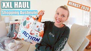 XXL ACTION HAUL 💰 Shopping Ausbeute im Herbst | Isabeau