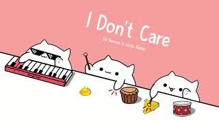 Bongo Cat - I Don't Care | Ed Sheeran & Justin Bieber Video
