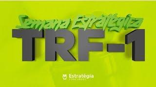 Assista à Semana Estratégica do TRF-1 ✅ Direito Processual Civil co...