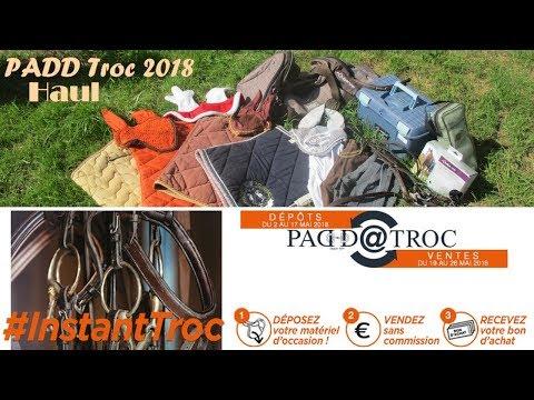 [ Haul ] Padd Troc 2018