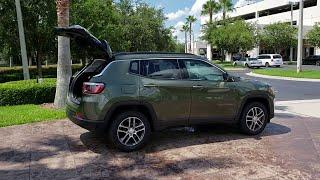 2018 Jeep Compass Orlando, Hunter's Creek, Kissimmee, Windermere, Davenport, FL T425326