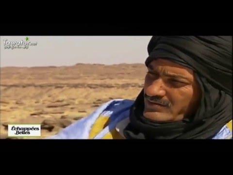 Dégustation d'un thé mauritanien sur les ruines du Fort Saganne