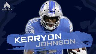 Kerryon Johnson: 2019 Fantasy Football Outlook