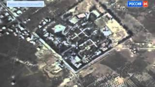 Российская авиация применила в Сирии бомбы Бетаб-500