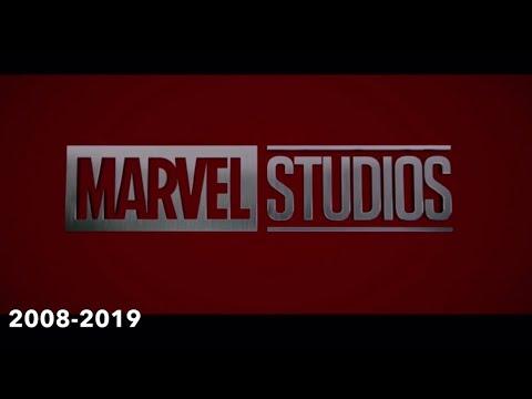 Все заставки MARVEL STUDIOS (2008-2019)