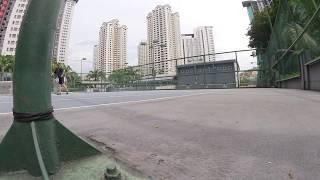 Mont Kiara tennis モントキアラテニス クアラルンプール thumbnail