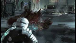 Dead Space MSI 9600GT OC Gameplay final Mission