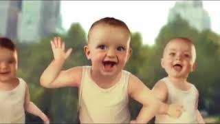 baby dance remix bayi joget lucu