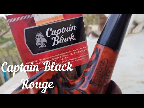 Обзор Captain Black ROUGE