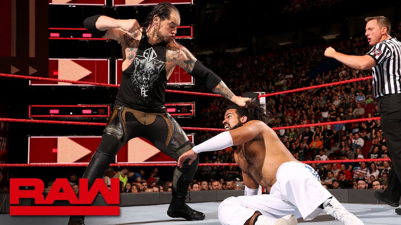 WWE Raw results – Backlash 2018 just got more monstrous