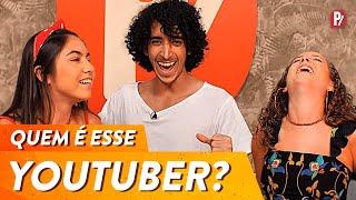 QUEM É ESSE YOUTUBER? | PARAFERNALHA