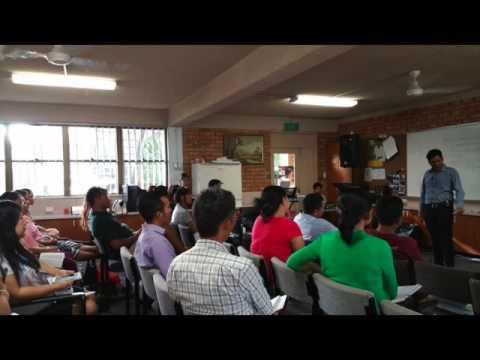 Saya San Toe Bible Study Brisbane Queensland Australia Part II