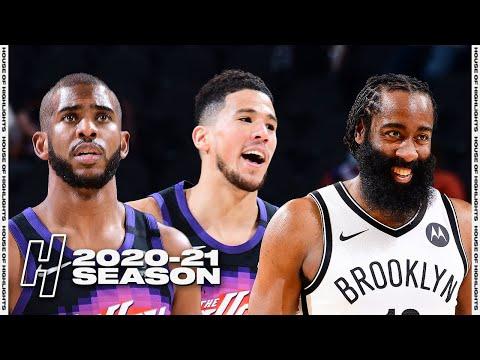 Brooklyn Nets vs Phoenix Suns - Full Game Highlights   February 16, 2021   2020-21 NBA Season