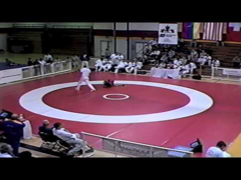 1999 Canada Cup: 46 kg Angela Castellanos (VEN) vs. Julie Harris (CAN)