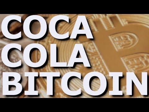 Coca Cola Bitcoin, Ethereum