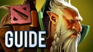 Dota 2 Guide - Syllabear the Lone Druid