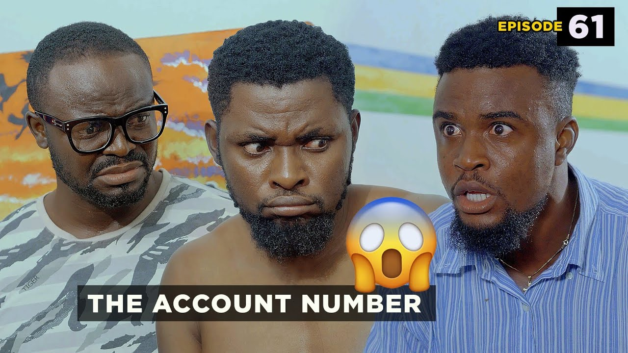Mark Angel Comedy – The Account Number