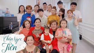 🌻 Mùng 2 Tết 2021 rộn ràng cùng gia đình CHÂU NGỌC TIÊN