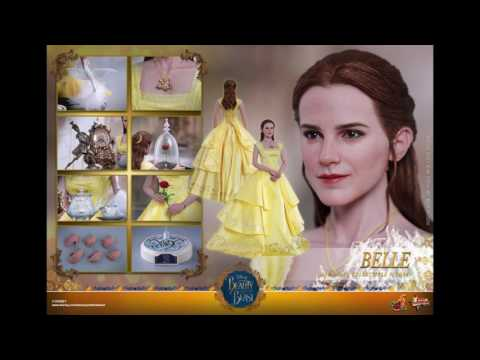 Hot Toys Beauty and The Beast Belle Reveal