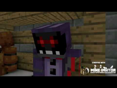 Minecraft fnaf animation Demons