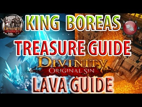 Divinity Original Sin King Boreas Castle Hiberheim
