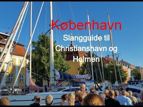 København Slangguide Til Christianshavn Og Holmen Youtube