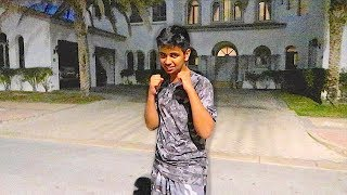 DUBAI'S RICHEST KID NEW MANSION !!!