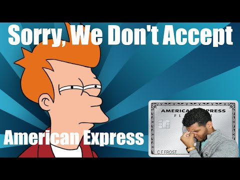 The Reality Of The American Express Acceptance Rate