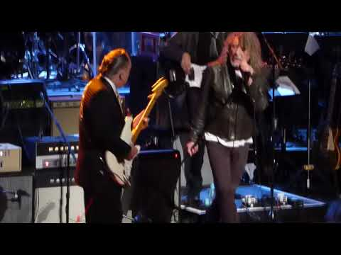 Love Rocks Ft Robert Plant & Jimmie Vaughn - A Mess Of The Blues  3-7-19 Beacon Theatre, NYC