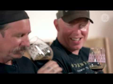 Trappist Beer Pairing 14: Dave Witte, Richard Christy Drink De Struise Black Albert