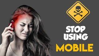 Stop Using Mobile   आपका मोबाइल ले सकता है आपकी जान? Best Anti Radiation Chip