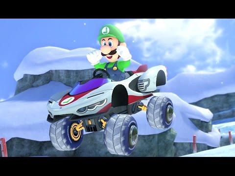 Get Mario Kart 8 Deluxe - Mirror Star Cup (Luigi Gameplay) Pictures