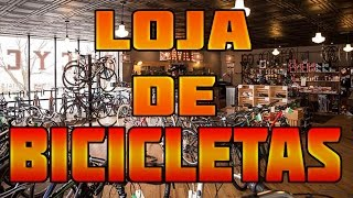 LOJA DE BICICLETAS COM PREÇOS NOS EUA - Bikes e Acessórios