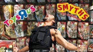 TOY HUNT!!! | CAUGHT IN THE ROMAN REIGNS!!! ELITE 51 | WWE MATTEL WRESTLING FIGURE SHOPPING FUN #62