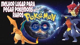 Um dos melhores lugar para Farma em Pokémon go