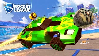 ¡HASTA QUE EL CUERPO AGUANTE! - Rocket League