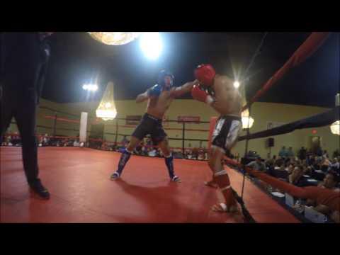 AFN 32  Full Kickboxing Fight  Kyle Benner vs John Ortiz  Sports Instigator