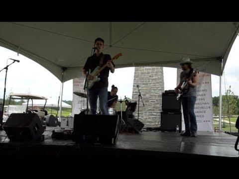 Chris Monaghan - The Moment (Live with Band!)
