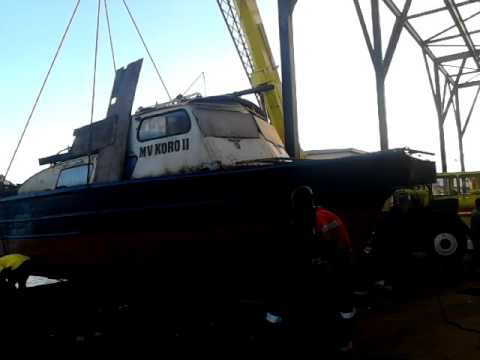 BenMarine Offshore repairs