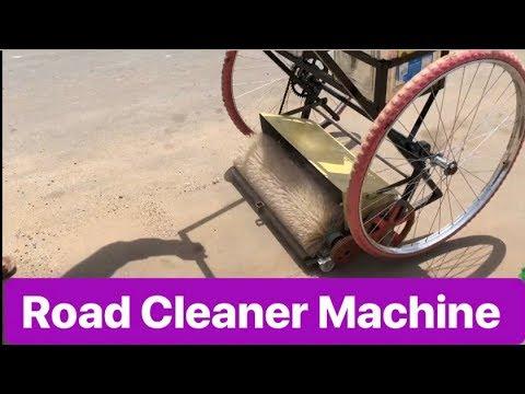Eco Friendly Road Street Cleaner Machine