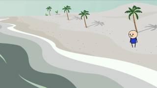 Seashell - Cyanide & Happiness Shorts
