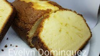Pound Cake easy recipe