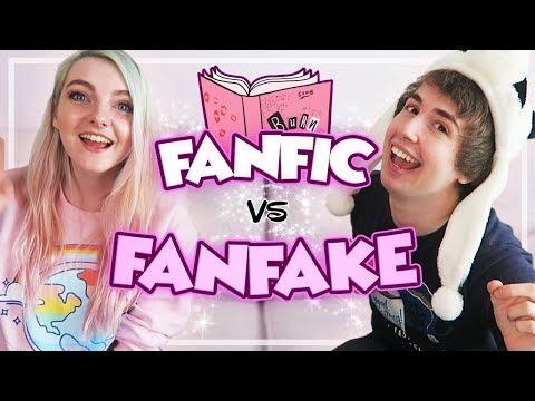 FANFIC vs. FANFAKE w/ LDShadowLady