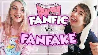 One of TheOrionSound's most viewed videos: FANFIC vs. FANFAKE w/ LDShadowLady